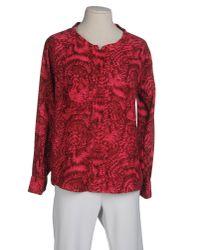 Antik Batik | Red Blouse | Lyst