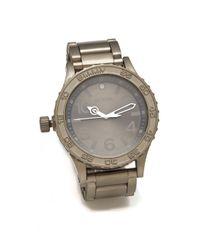 Nixon | Brown The 5130 Watch | Lyst