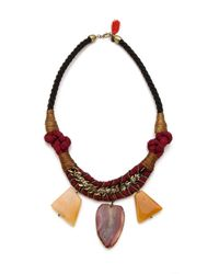 Antik Batik - Purple Lou Big Necklace - Lyst