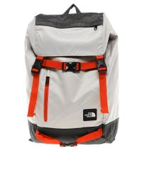 The North Face Gray Prehab Backpack for men