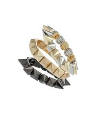 TOPSHOP - Multicolor Spike Prism Stretch Pack - Lyst