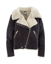 Acne | Black Rita Jacket | Lyst