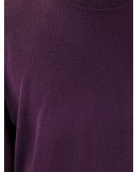 Acne Studios - Purple Adam O Jumper for Men - Lyst