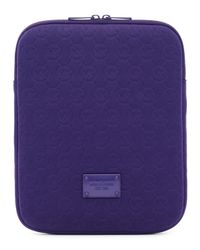 MICHAEL Michael Kors Purple Ipad Case