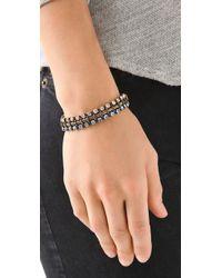 DANNIJO Metallic Giulia Bracelet