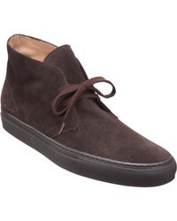 Common Projects Brown Chukka Sneaker for men