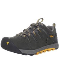 Keen | Black Keen Mens Bryce Wp Hiking Shoe for Men | Lyst