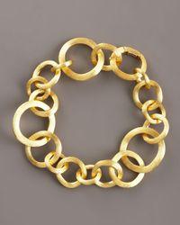 Marco Bicego - Metallic Jaipur Gold Link Bracelet - Lyst