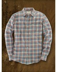 Ralph Lauren | Gray Jack Pattern Ward Shirt for Men | Lyst