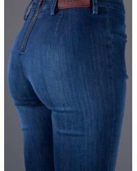 Acne Studios Blue Skin Great Jeans