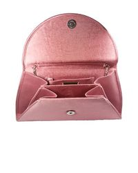 Alexon Pink Wool Silk Bag