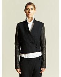 Damir Doma Black Damir Doma Womens Jolva Jacket