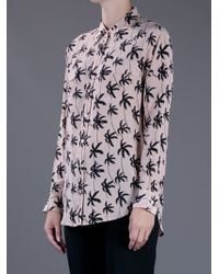 Equipment Natural Palm Tree Blouse