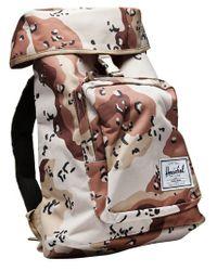 Herschel Supply Co. Brown Claim Backpack for men
