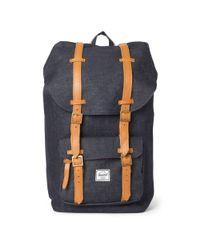 Herschel Supply Co. Blue Little America Bad Hills Backpack for men