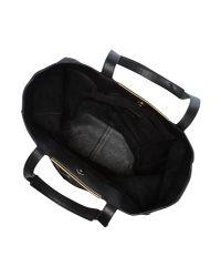 Mary Portas Black Tote Bag