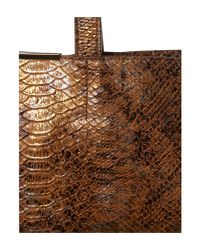 Mary Portas Brown Tote Bag