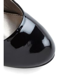 ModCloth - Find Your Feat Wedge in Black - Lyst