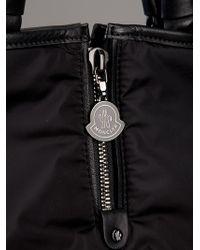 Moncler Black Amelie Bag