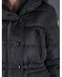 Moncler Black Fragon Jacket