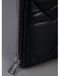 Sonia by Sonia Rykiel Black Quilted Ipad Case