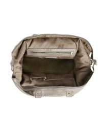 Steve Madden Gray Brocket Bag