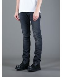 Acne Studios Blue Max Thor Jeans for men