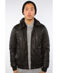 Obey - Black The Down town Bomber for Men - Lyst