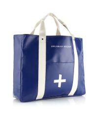Orlebar Brown Brown Stan The Holdall Bag for men