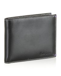 Paul Smith Black Playing Card Wallet for men