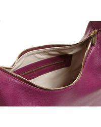 Valextra Pink Tulip Bag