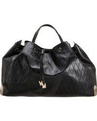 Chloé Black Charlie Large Bucket Bag