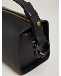 Fleet Ilya Black Fleet Ilya Womens Box Bag