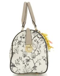 TOPSHOP White Molly Bag By Pauls Boutique
