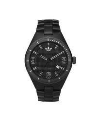 Adidas Black Cambridge Watch  for men