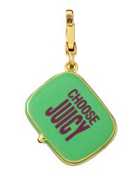 Juicy Couture | Green Mint Tin Charm | Lyst