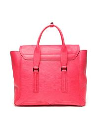 3.1 Phillip Lim - Pink Large Pashli Satchel - Lyst