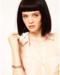 Husam El Odeh - Pink Exclusive To Asos Ring Bracelet - Lyst