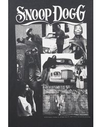TOPSHOP Metallic Snoop Dogg Tank By and Finally