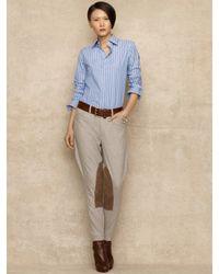 Ralph Lauren Blue Label Blue Superslim Alvia Shirt