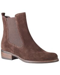John Lewis | Asti Suede Chelsea Boots Chocolate Brown | Lyst