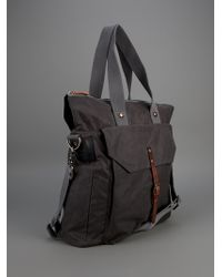 Ally Capellino - Gray Timothy Tote for Men - Lyst