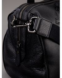Jean Paul Gaultier - Black Embossed Bag - Lyst