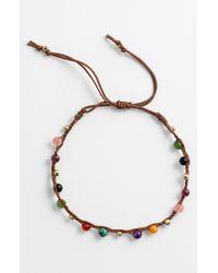 Dogeared | Multicolor Kitchen Sink Bead Bracelet | Lyst