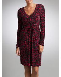 Somerset by Alice Temperley Somerset By Alice Temperley Jersey Dress Pink