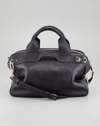 3.1 Phillip Lim White Lark Duffle Bag Small