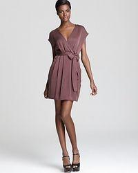 Theory | Purple Dress Talya Cicero | Lyst