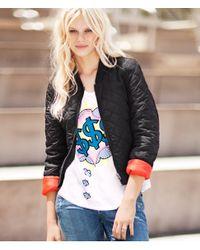 H&M Black Pull-on Shorts
