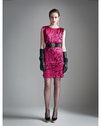 Temperley London - Multicolor Dianthus Shift Dress - Lyst