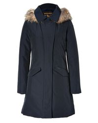 Woolrich - Midnight Blue Vail Down Coat - Lyst